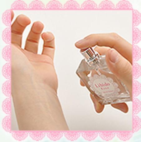 人気フェロモン香水の使い方