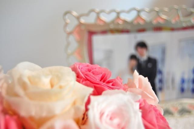 盛大な結婚式