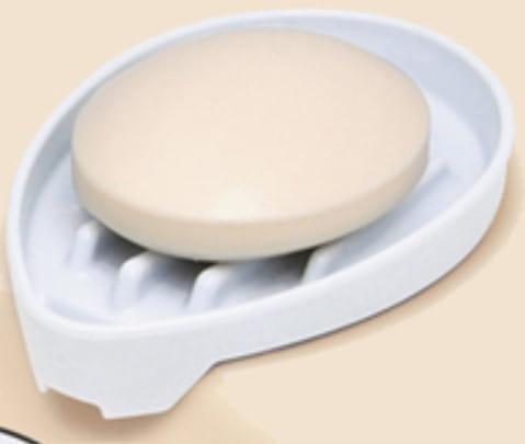 溶けやすいジャムウ石鹸の置き場
