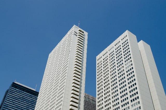 新宿や渋谷の高級タワーマンション